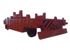 电动轨道钢包车